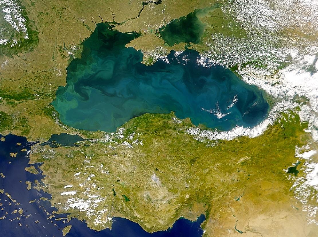 Черноморски басейн 2014-2020